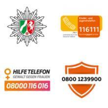 Notfallnummern